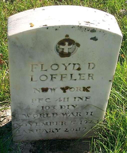 Floyd Delbert Loffler