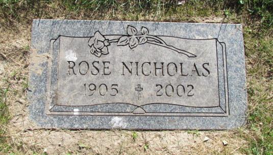 Rose <i>Yanchek</i> Nicholas