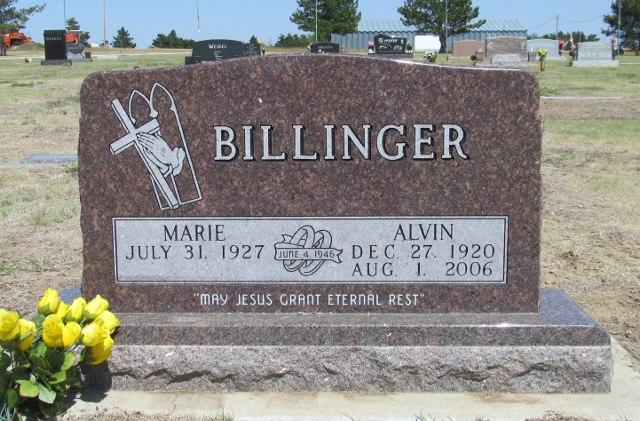 Alvin Billinger