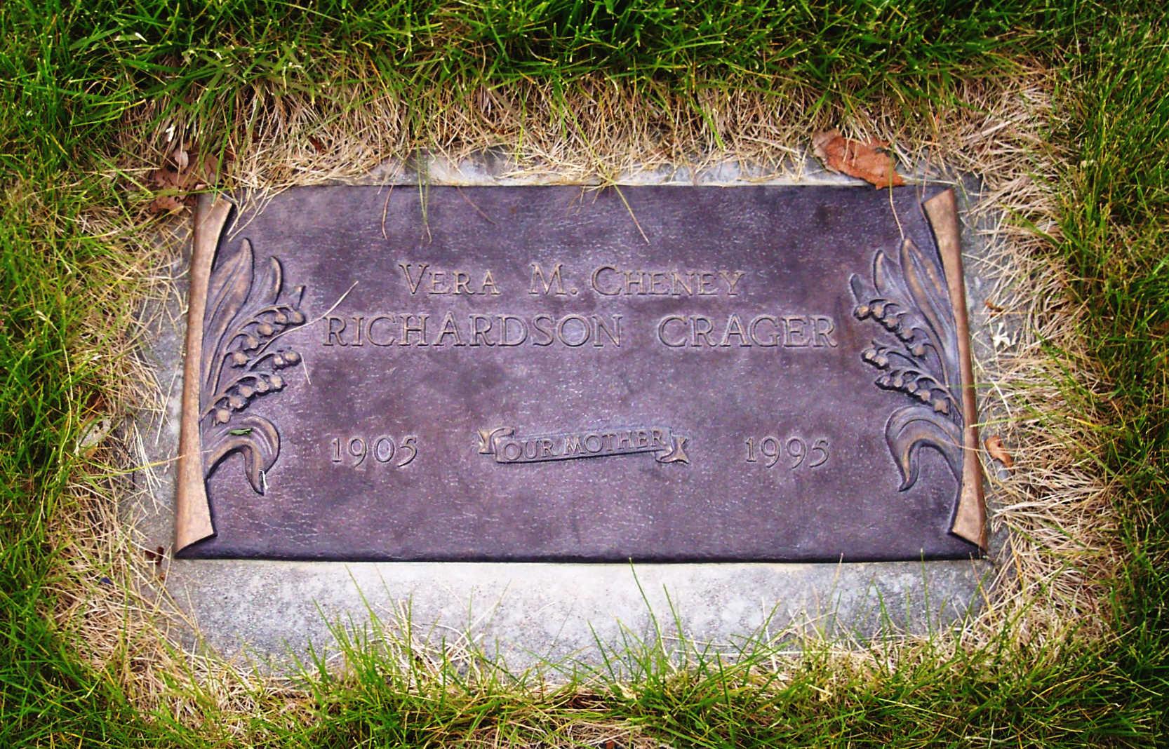 Vera Marguerite <i>Goodell</i> Crager