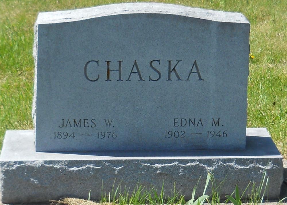 James W Chaska