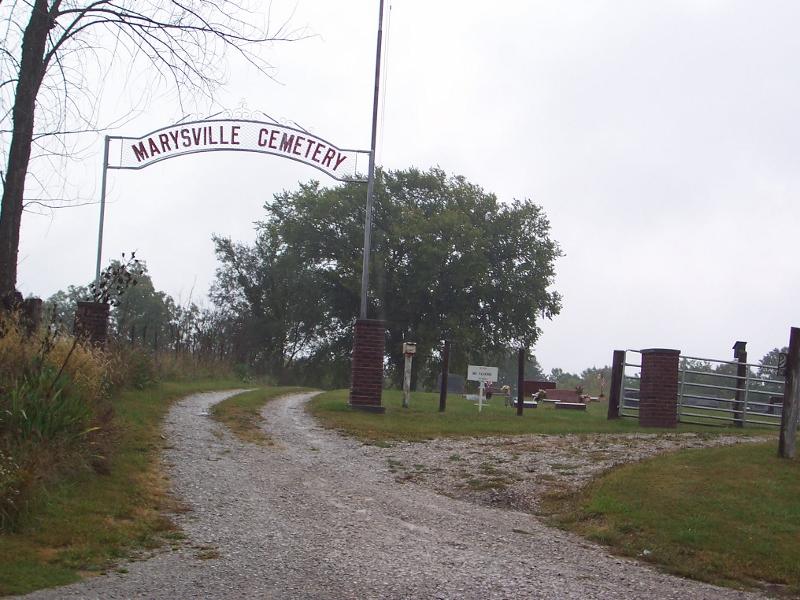Marysville Cemetery