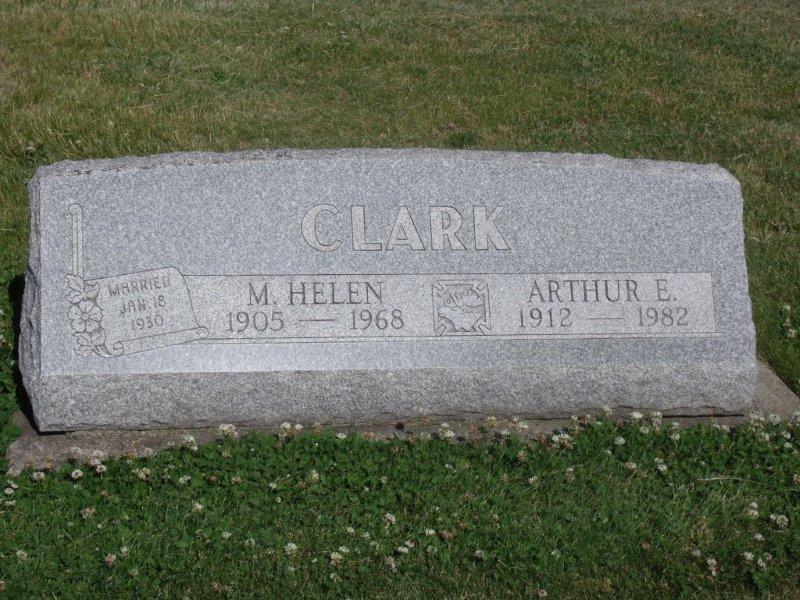 Arthur Ellis Clark