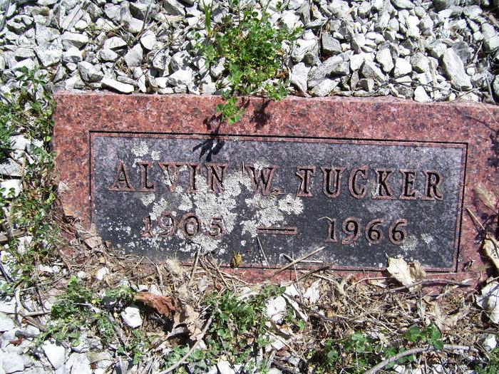Alvin W. Tucker