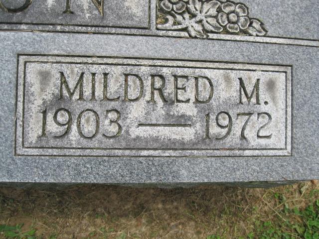 Mildred <i>Robbins</i> Abdon