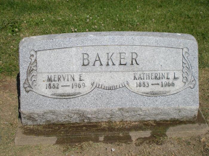 Katherine Louise <i>Boettcher</i> Baker