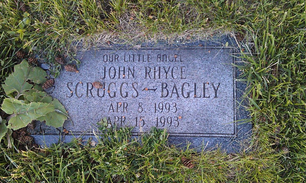 John Rhyce <i>Scruggs</i> Bagley