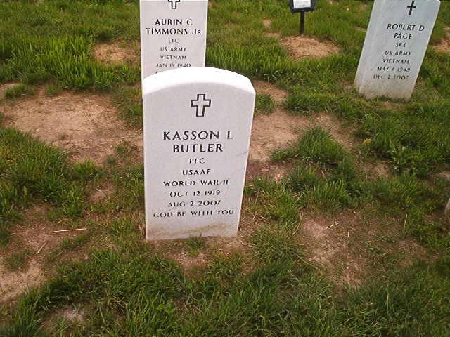 Kasson L Butler