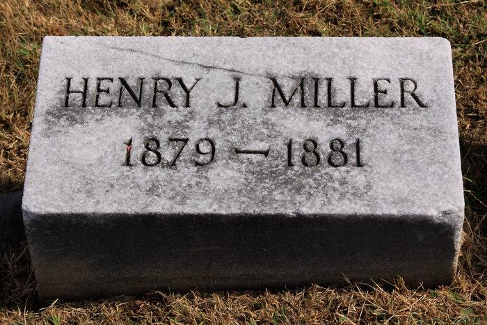 Henry J Miller