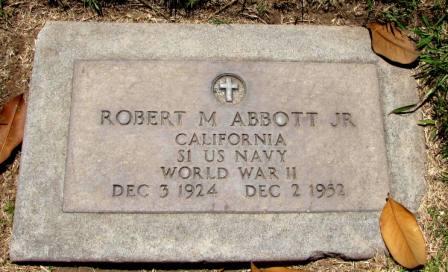 Robert Milton Abbott, Jr