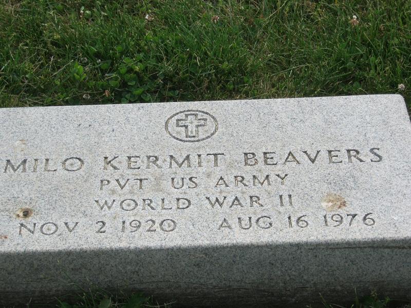 Milo Kermit Beavers