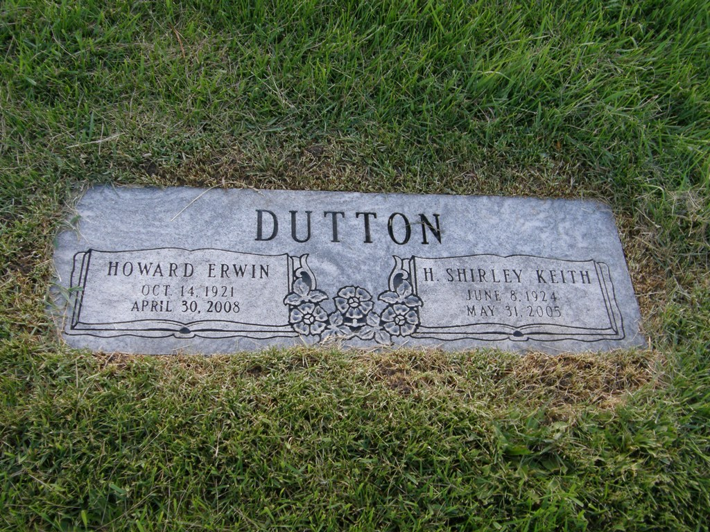 H Shirley <i>Keith</i> Dutton