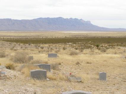 Cienega Cemetery
