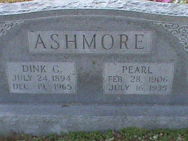 Dink Genkins Ashmore