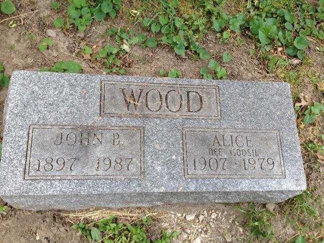 Alice G. <i>Godsil</i> Wood