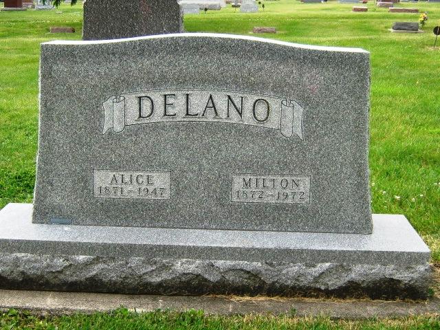 Milton Abram Delano