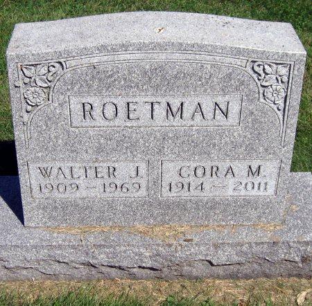 Cora Marie <i>Gord</i> Roetman