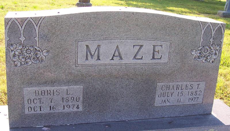 Doris <i>Landers</i> Maze
