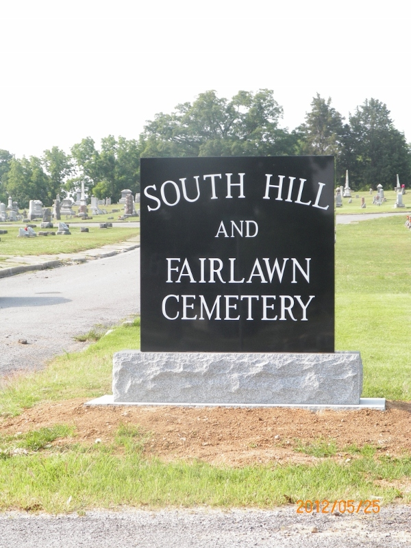 South Hill Cemetery