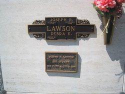 Joseph Richard Lawson
