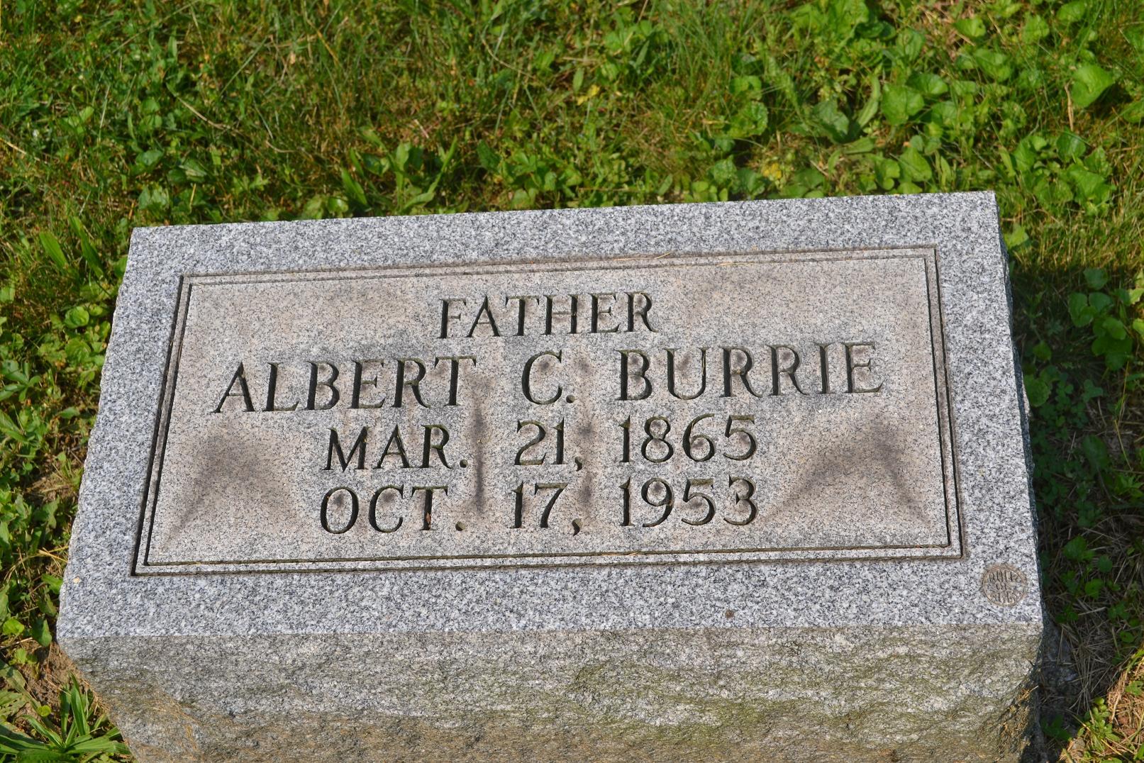Albert C. Burrie