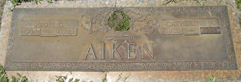 Regis C Aiken