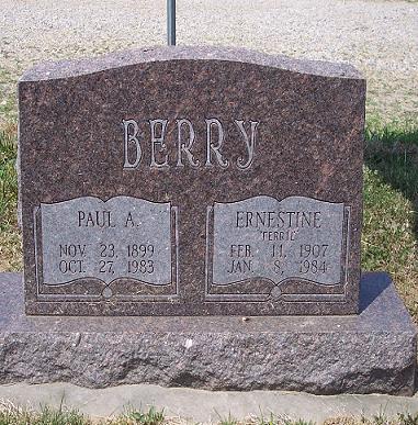 Ernestine <i>Ferril</i> Berry