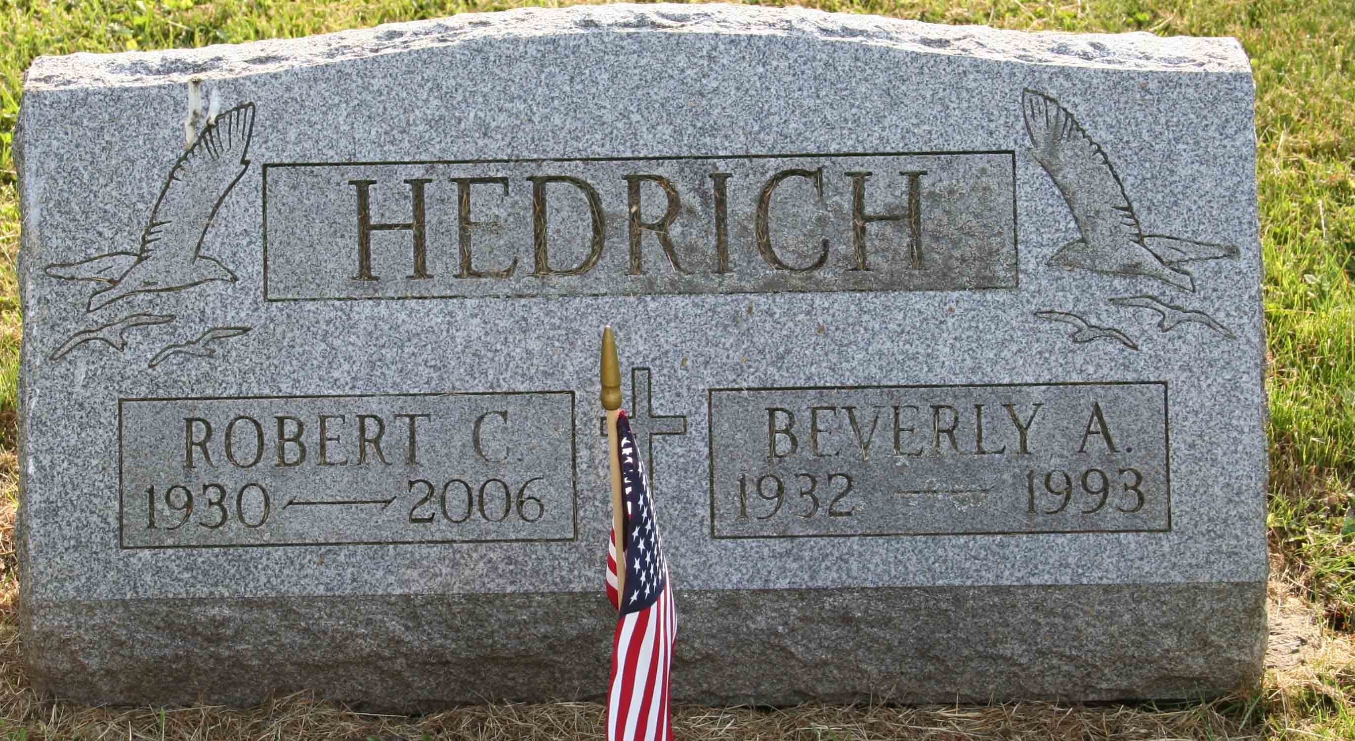 Beverly A <i>Pastor</i> Hedrich