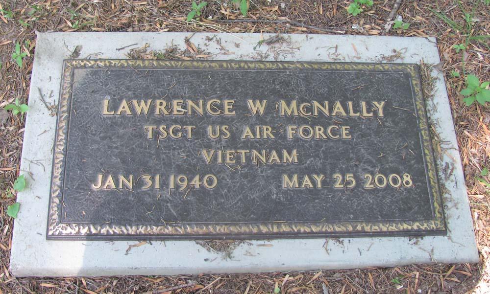 Lawrence W McNally