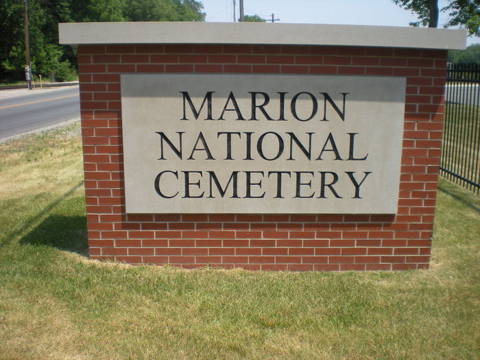 Marion National Cemetery