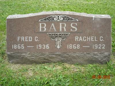Rachel C <i>Schultz</i> Bars