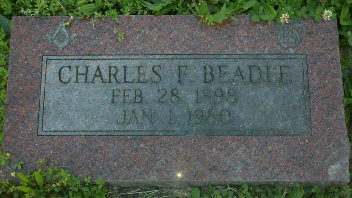 Charles Francis Charlie Beadle