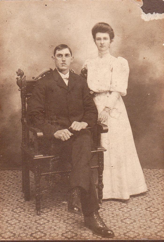Annetta Florence Nettie <i>Rupert</i> Bierman