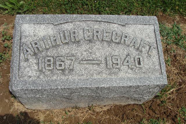 Arthur Crecraft