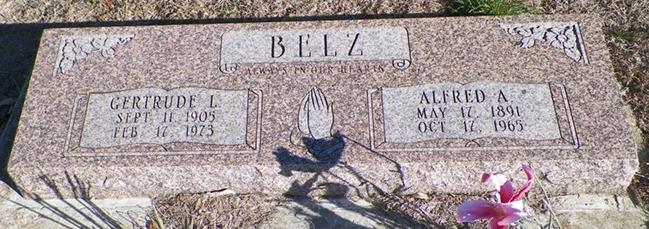 Alfred A Belz
