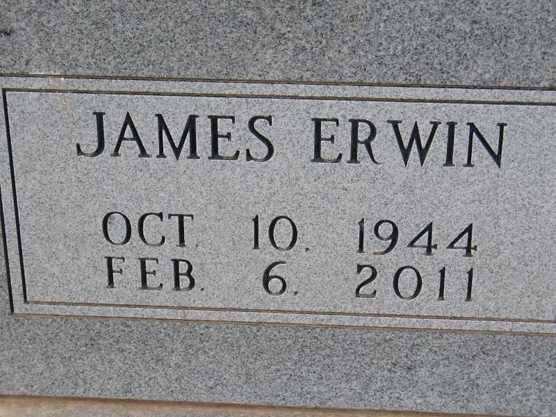 James Erwin Jim Pauk