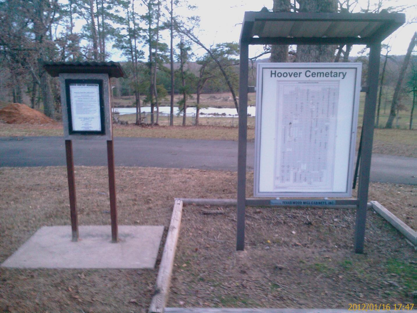 Hoover Cemetery