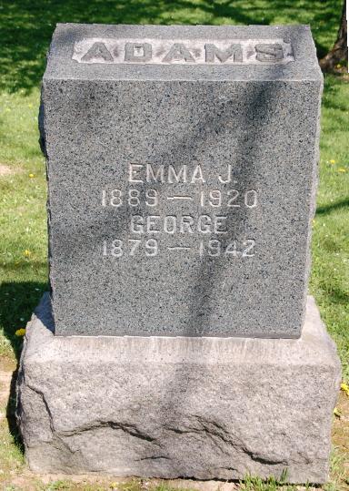 Emma Jane <i>Kibler</i> Adams