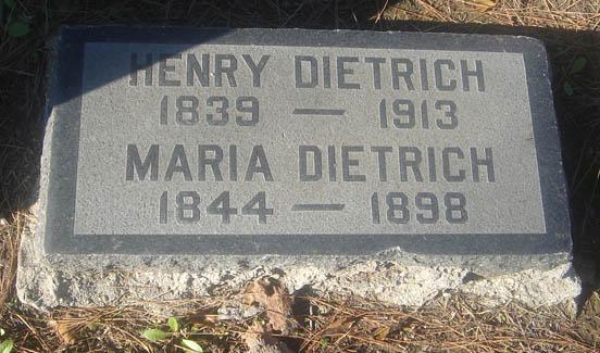 Henry Dietrich