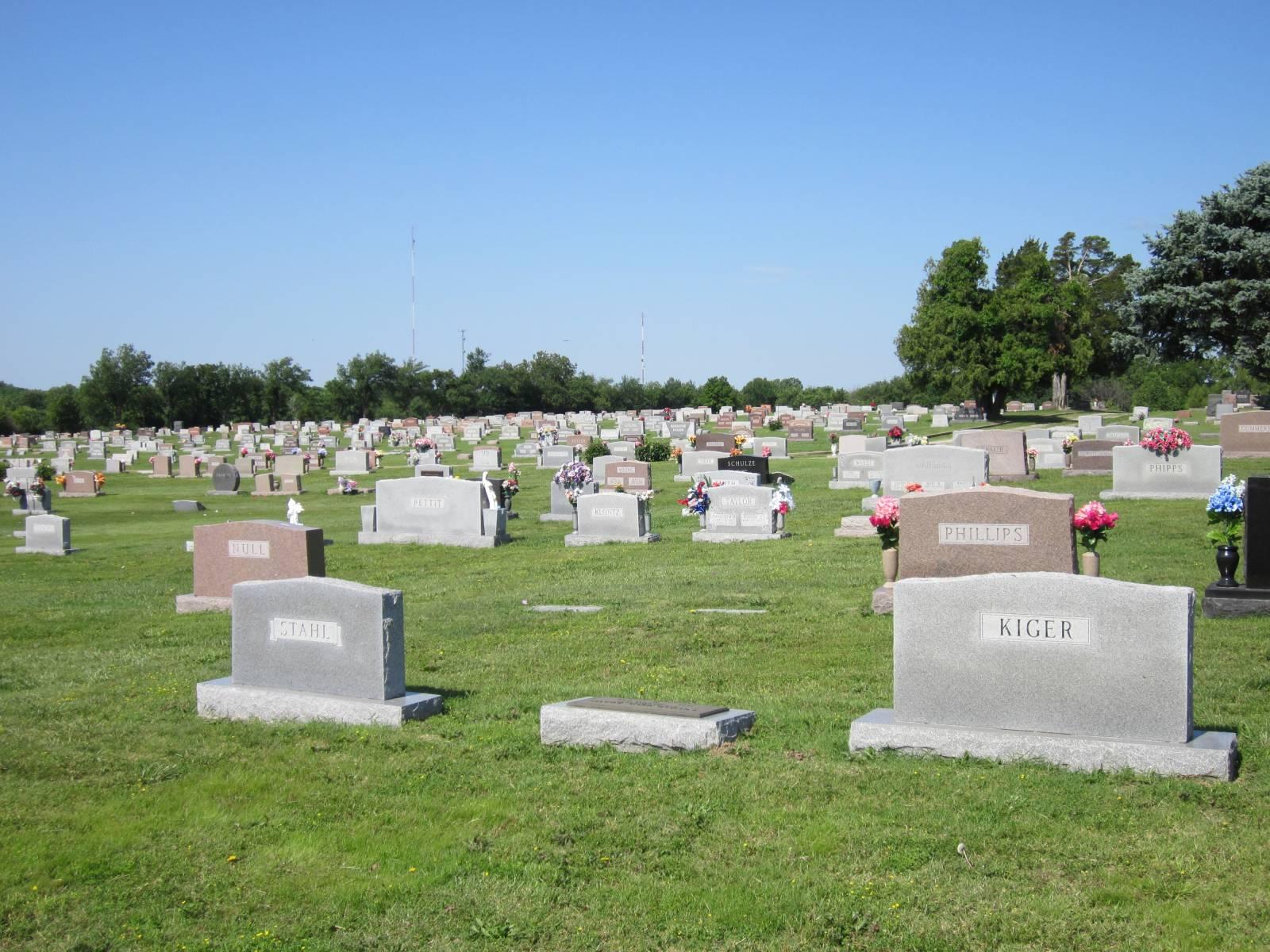 Newton Burial Park