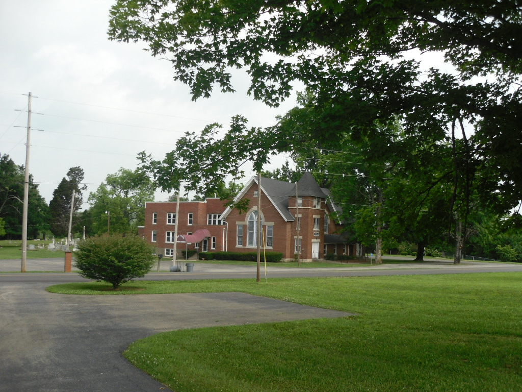 New Salem Baptist Church Cemetery