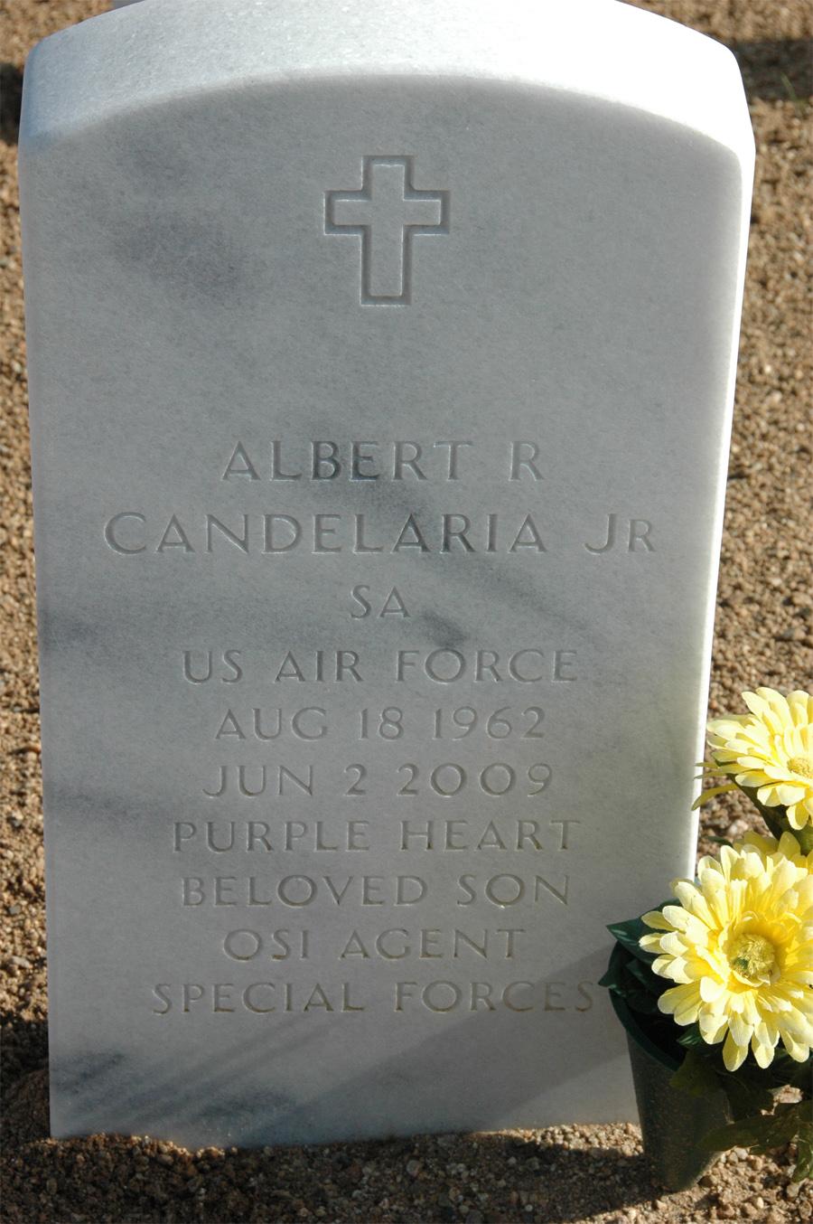 Albert R Candelaria, Jr