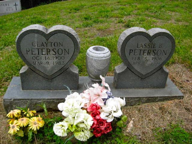 Clayton Peterson (1899-1983) - Find A Grave Memorial