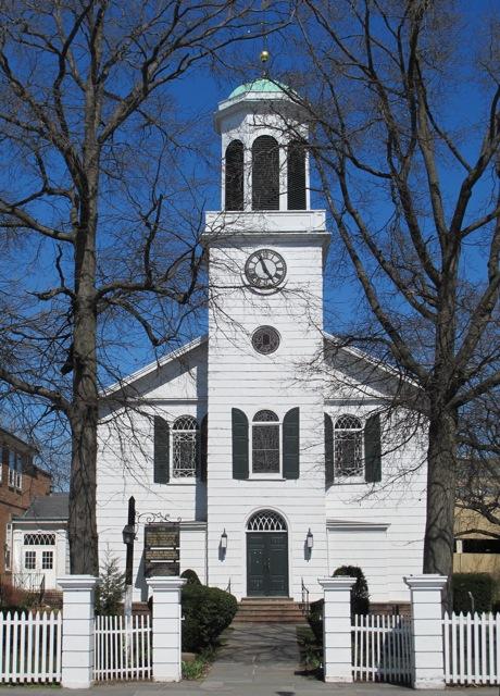 Saint George's Church Cemetery