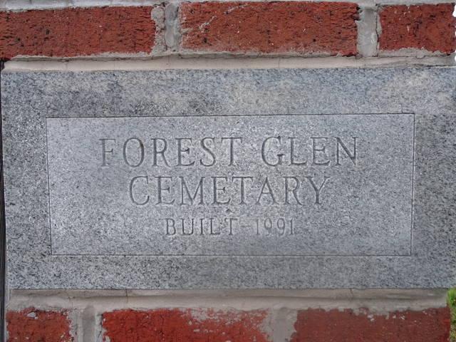 Forest Glen United Methodist Church Cemetery