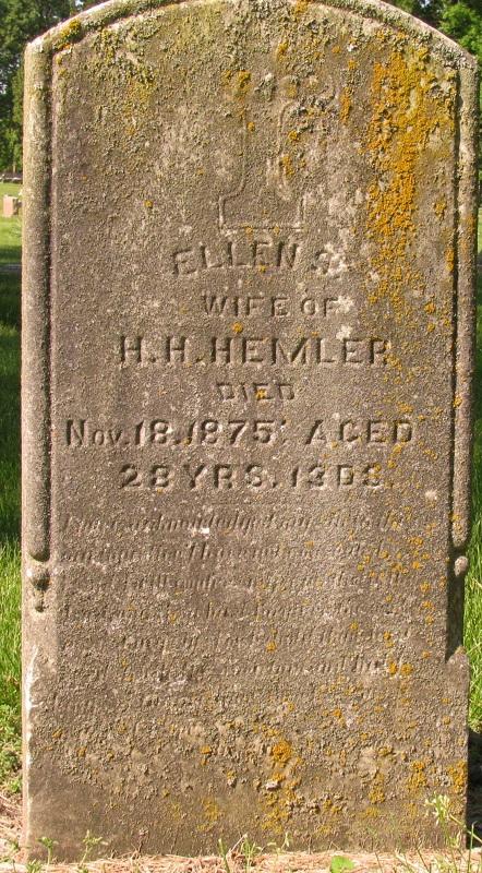 Sarah Ellen <i>Wert</i> Hemler