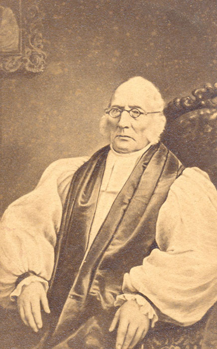 Thomas Church Brownell