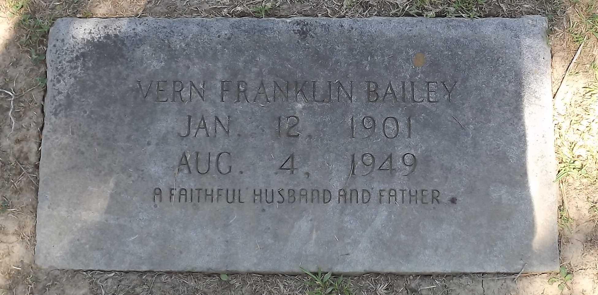 Vern F. Bailey