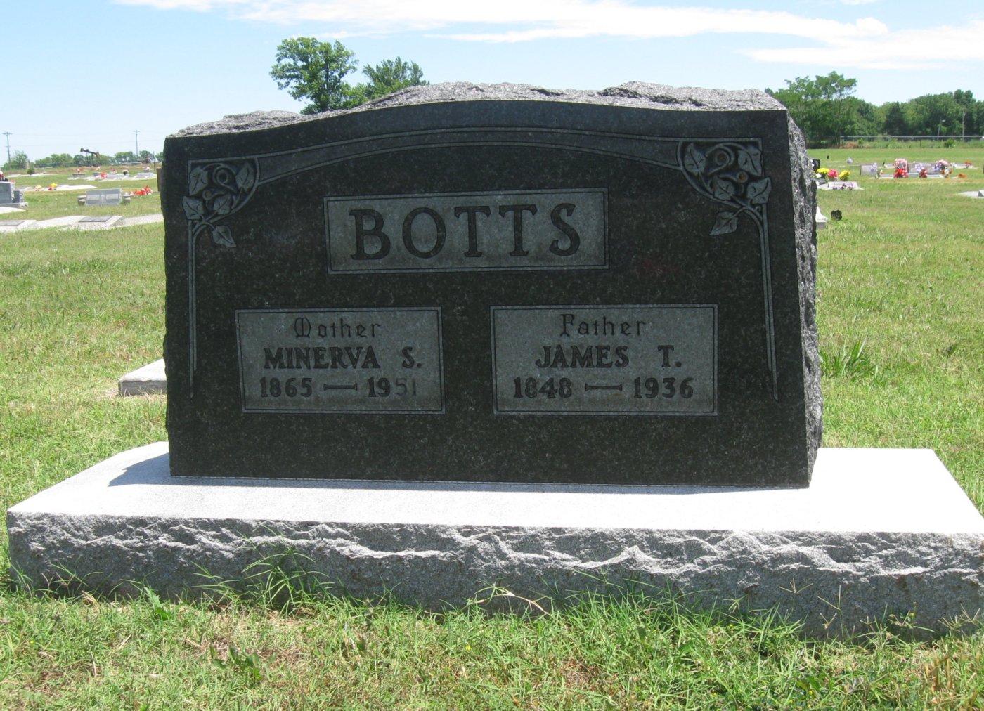 James Tolson Botts