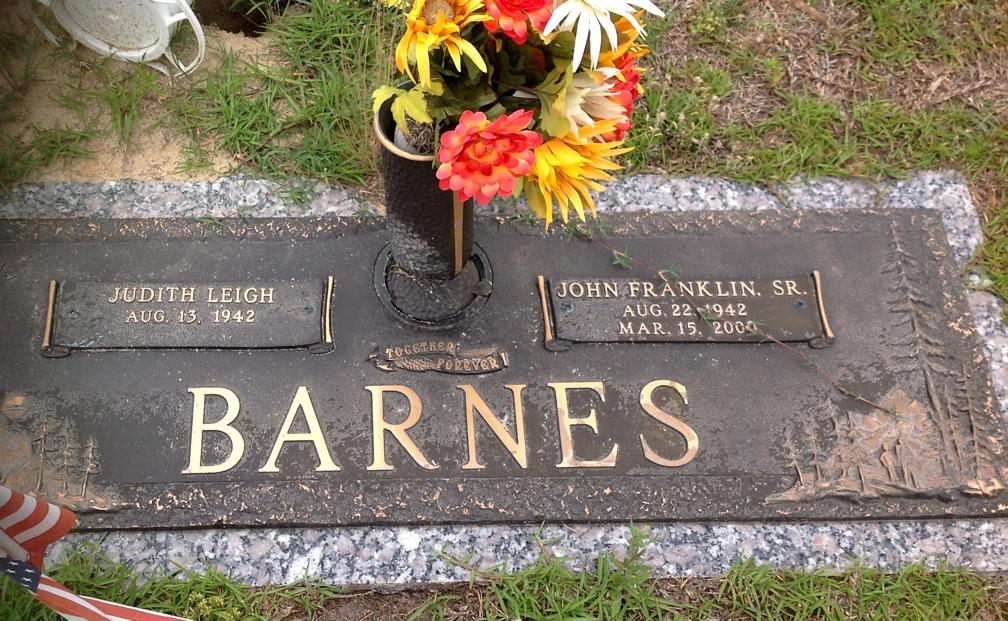 John Franklin Barnes, Sr